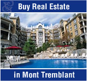 Mont Tremblant Real Estate